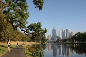 from http://www.australiablog.com/destinations/melbourne/yarra-river-walk-free-melbourne.html